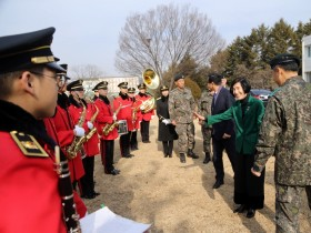 국가보훈처 설 명절 계기 국군장병 위문